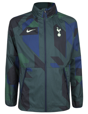 Spurs Nike Mens Pattern Jacket 2020/21