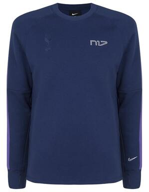 Spurs Nike Adult N17 Crew Neck Jumper