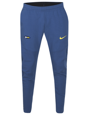 Spurs Nike Adult Blue Tech Pack Pants
