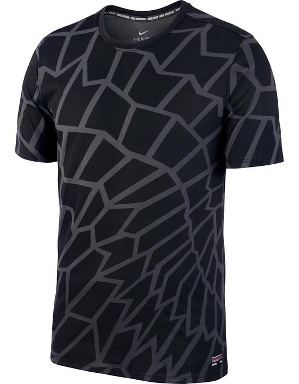 Nike F.C Adult Printed Football T-Shirt