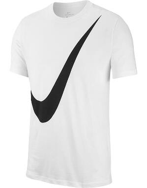 Nike NSW Large Swoosh T-Shirt 2019/20