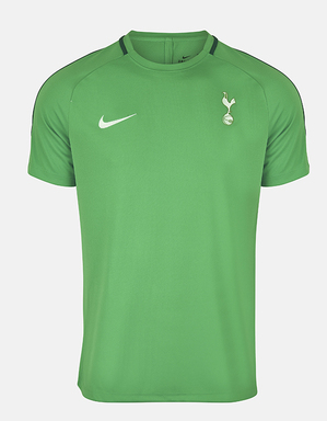 Spurs Nike Mens Green Academy T-Shirt