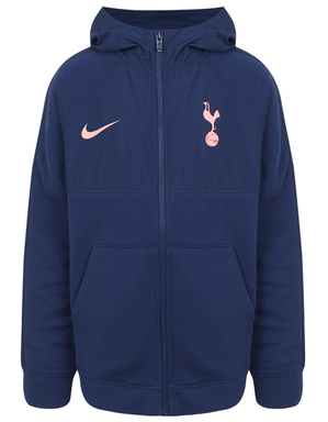 Spurs Nike Youth Hybrid Crest Jacket