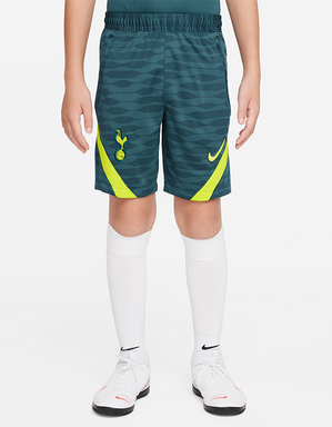 Spurs Nike Youth Teal Training Shorts 2021/22