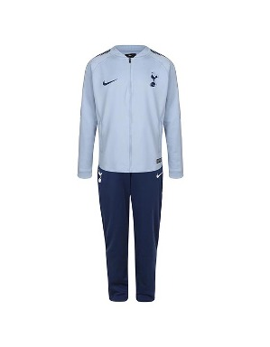 Spurs Youth Light Blue Travel Tracksuit 2017/2018