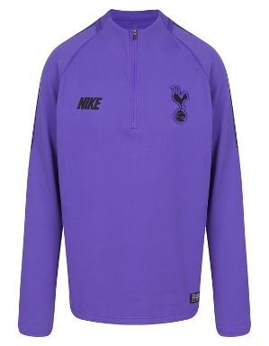 Nike Kids Purple Drill Training Top 2018/19