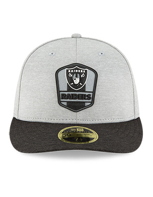 New Era Adult Oakland Raiders 59Fifty Cap