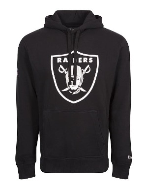 New Era Adult Oakland Raiders Logo Hoodie