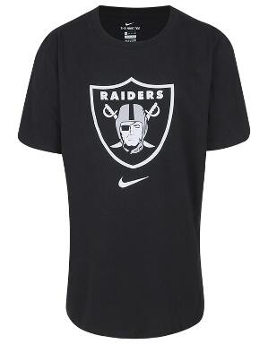 Nike Youth Oakland Raiders Logo T-Shirt
