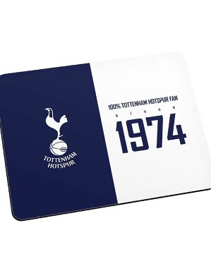 Spurs Personalised 100 Percent Mouse Mat