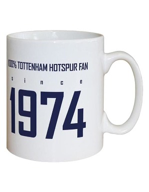Spurs Personalised 100 Percent Mug