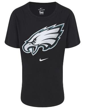 Nike Youth Philadelphia Eagles Logo T-Shirt