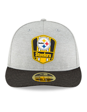 New Era Adult Pittsburgh Steelers 59Fifty Cap