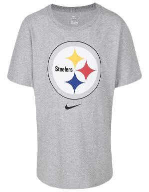 Nike Youth Pittsburgh Steelers Logo T-Shirt