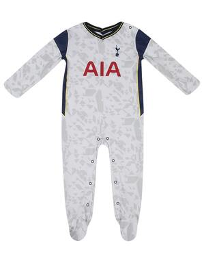 Spurs Baby Home Kit Sleepsuit 2020/21