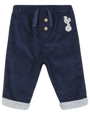 Spurs Baby Boy Line Corduroy Trousers