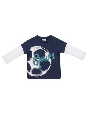 Spurs Baby Boys Football L/S T-Shirt