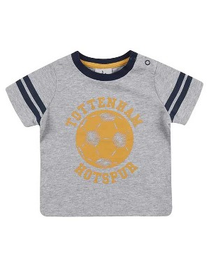 Spurs Baby Boy Football Printed T-Shirt