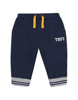 Spurs Baby Boys Striped Cuff Jogger