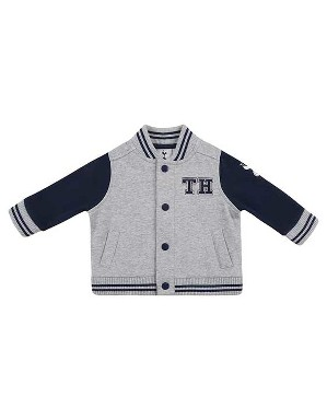 Spurs Baby Boy Baseball Jacket