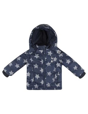 Spurs Baby Star Print Puffa Jacket