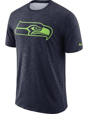 Nike Adult Seattle Seahawks T-shirt
