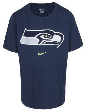 Nike Youth Seattle Seahawks Logo T-Shirt
