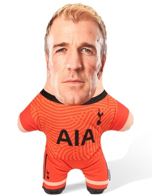 Spurs Snugzy Joe Hart Mini Me Doll