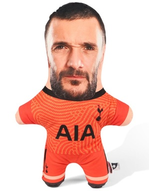 Spurs Snugzy Hugo Lloris Mini Me Doll