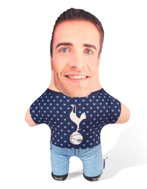 Spurs Snugzy Mini Me Love Doll