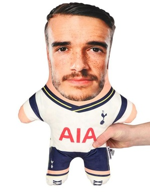 Spurs Snugzy Harry Winks Mini Me Doll