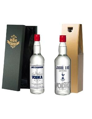 Spurs Personalised Vodka