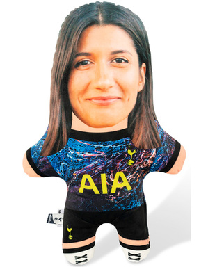 Spurs Snugzy Mini Me Doll