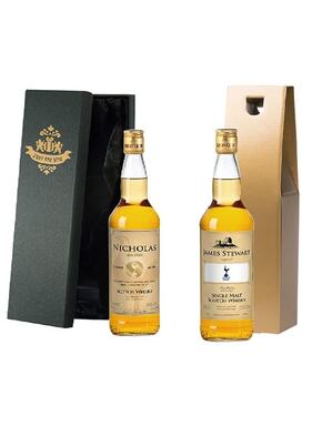 Spurs Personalised Single Malt Whisky
