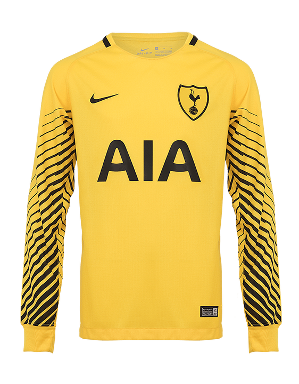 Stadium Youth Home Goalkeeper Shirt 2017/2018