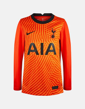 Youth Spurs Home Goalkeeper Shirt 2020/21