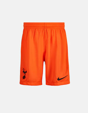 Youth Spurs Home Goalkeeper Shorts 2020/21