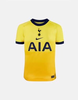 Youth Spurs Third Shirt 2020/21