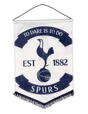 Spurs 1882 Large Pennant
