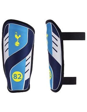 Spurs Youth Slip in Shin Pads