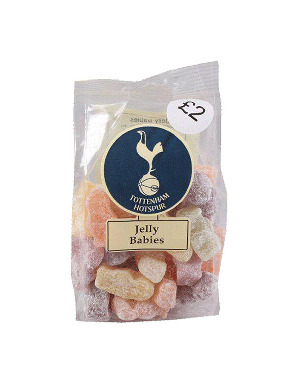 Spurs Jelly Babies Sweets