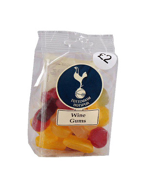 Spurs Wine Gum Sweets