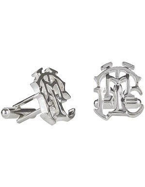 THFC Silver Plated Cufflinks