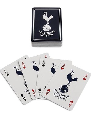Spurs Playing Cards