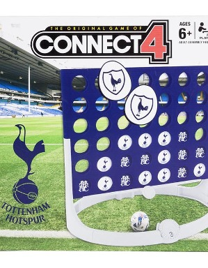 Spurs Connect 4 Game