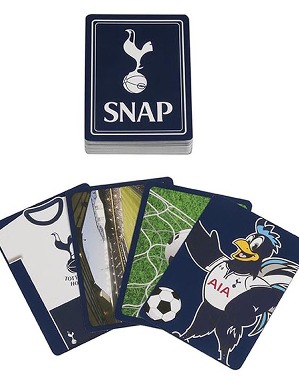 Spurs Snap Card Game