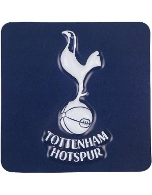 Spurs Raised Crest Magnet