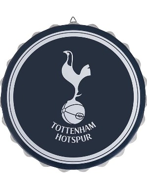 Spurs Bottle Cap Wall Sign