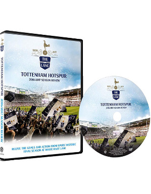 Spurs The Finale 2016/2017 Season DVD