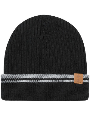 Spurs Adult Stripe Beanie